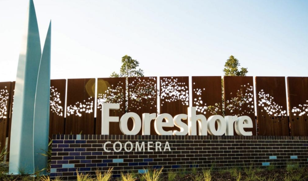 local coomera pool builder in the foreshore estate