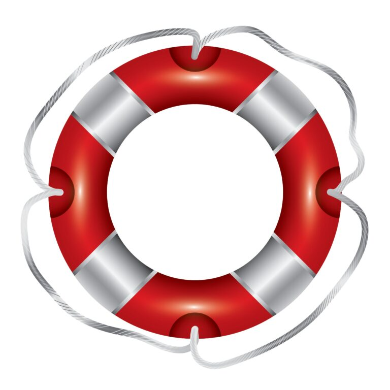 Your children should follow the advice and direction provided by the lifesaver